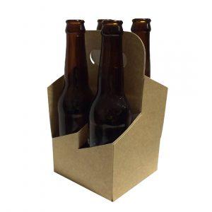 Beer 4 Bottle Carrier