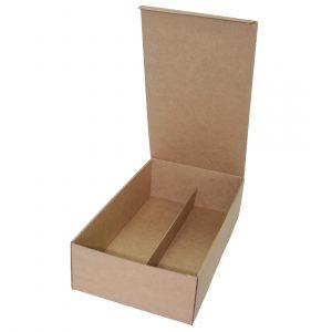 Wine 2 Bottle Laydown Box